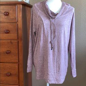 Jones New York Signature tunic sweater- So soft